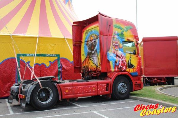 Cirque Achille Zavatta 2017