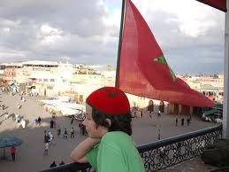 welcome in morocco