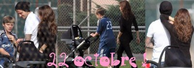 Match de Soccer de Brooklyn- 22 octobre.  ˚͜˚