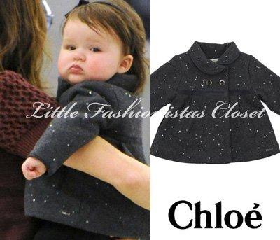 Baby Harper, Fashion Week n°2 !  ✈    7 février 2012.