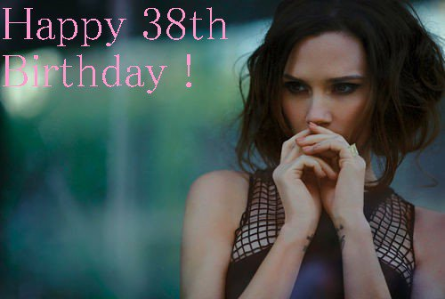 ╮╭ ╯╰Happy Birthday Victoria ! ╮╭ ╯╰