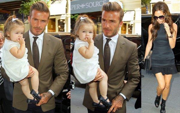 Après le défilé de Mummy, Harper est parti déjeuner au restaurant Balthazar, 09.09.2012