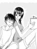 Luffy et robin <3