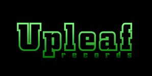 LOGO UPLEAF RECORDS