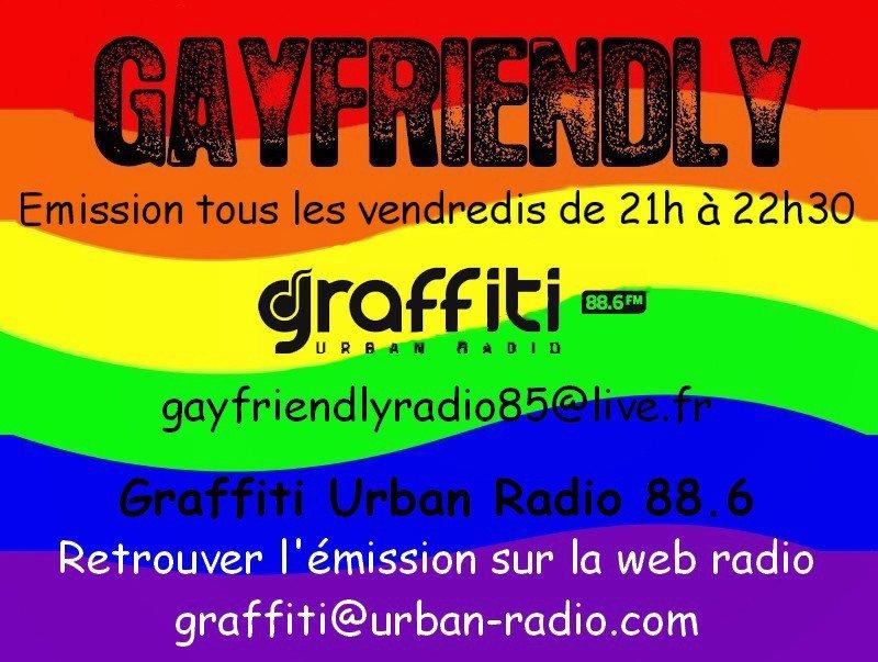 Blog de gayfriendlyradio