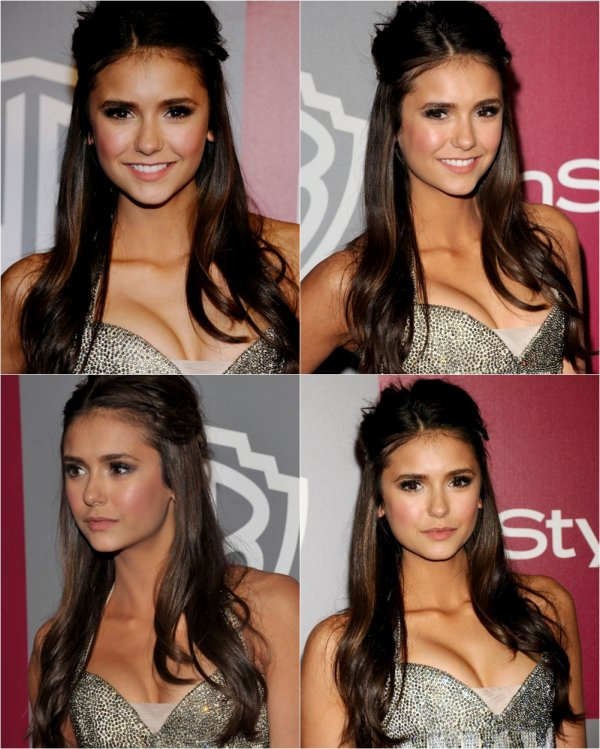 16 janvier 2011 : Nina était à l'After des Golden Globes Awards organisé par Instyle & Warner Brothers à Beverly Hills.