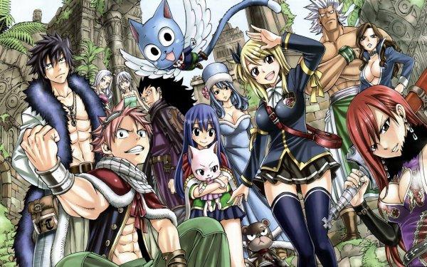 La nouvelle source Fairy Tail  !