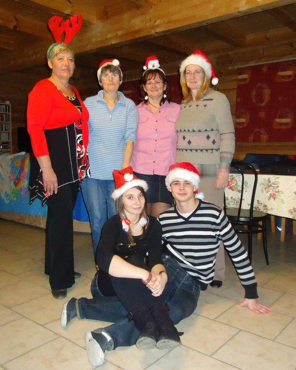 Noël chez les Addicted Country Dancers (Débutants) le 28 Décembre 2011