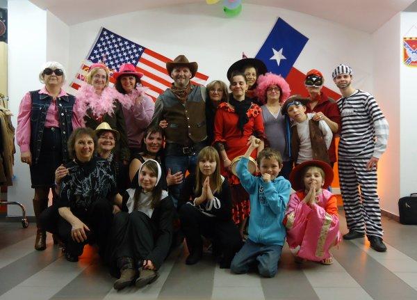 Carnaval chez les Addicted Country Dancers le 27 Février 2012