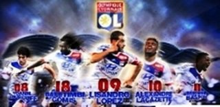 L'Olympique de Lyon contre Tottenham le 14 février prochain