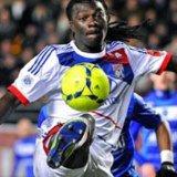 L'OL dégringole de la première place au classement de la Ligue 1