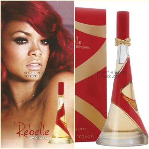 La campagne marketing du parfum « Rebelle » est lancée