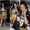 CANDIDS 19.06.12 : Rihanna quitte son hôtel à Londres