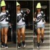 CANDIDS 23.06.12 : Rihanna de sortie à Londres