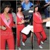 CANDIDS 27.06.12 : Rihanna quitte son hôtel à Londres