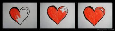 Il peut arriver qu'un jour notre coeur perde la raison, mais la raison ne perd jamais le coeur et il y auras toujours une bonne raison de tomber amoureux dans ce monde où plusieurs personne auront laisser leur coeur a l'abandon.