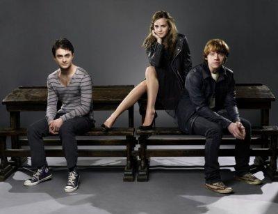 Daniel / Rupert / Emma ; 3 acteurs merveilleux ♥
