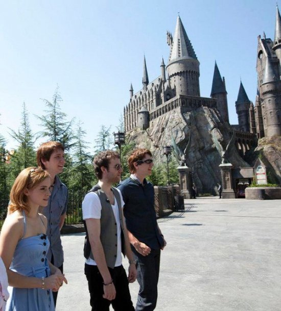 The Wizarding World of Harry Potter ♥