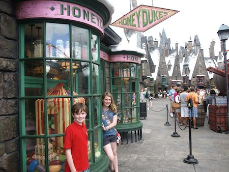 The Wizarding World of Harry Potter - 2eme partie ♥