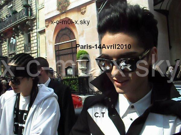 Ma Vidéo de Paris *-*