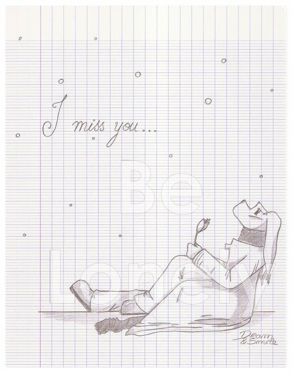 I Miss U ...