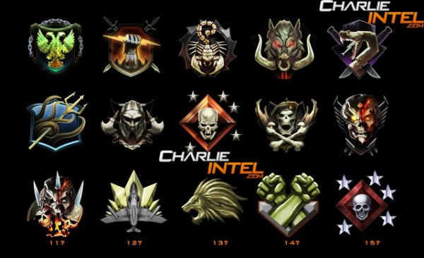 Les Prestiges de Call of duty Black ops II