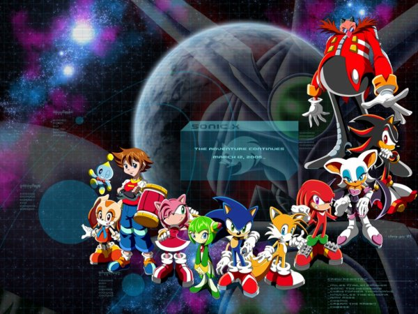 Sonic et compagnie