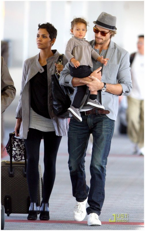 Halle Berry Et Sa Famille 224 L A 233 Roport Love It Or Hate It