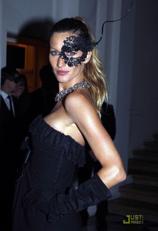 Soirée pour les 90 ans du magasine Vogue Paris.