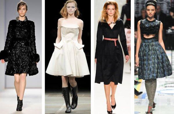 Le style 50′s revient en force. source : Madmoizelle.com
