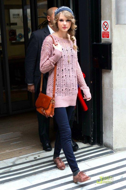 Le style de Taylor Swift.