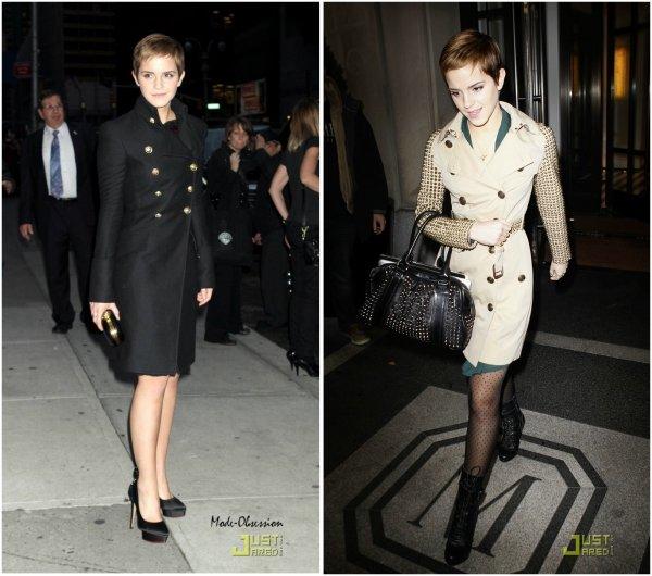 Emma Watson de sortie.