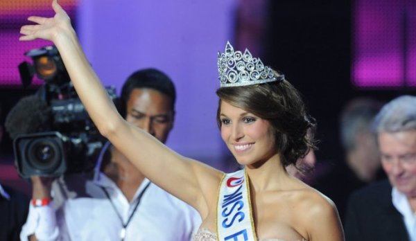 Miss France 2011 : Laury Thillerman.