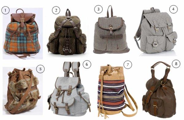 Les tendances sacs de l'automne-hiver 2010 2011. source : Madmoizelle.com
