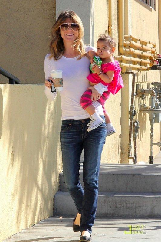 Ellen Pompeo de sortie avec sa fille Stella. Hollywood