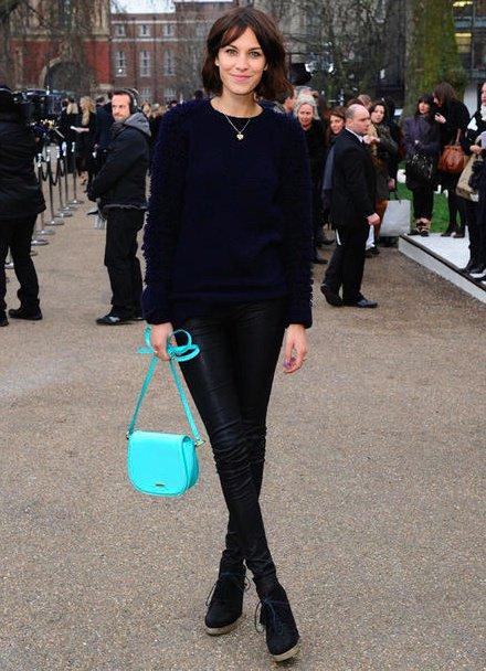 Fashion Week de Londres  défilé Burberry Prorsum