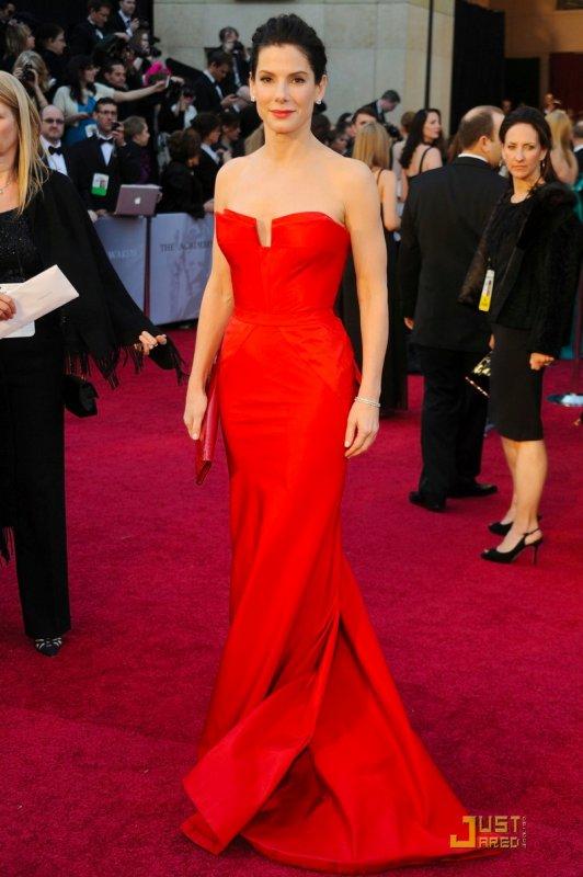 Cérémonie des Oscars 2011  sur le tapis rouge