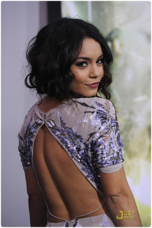 Vanessa Hudgens à la première de Sucker Punch. Los Angeles