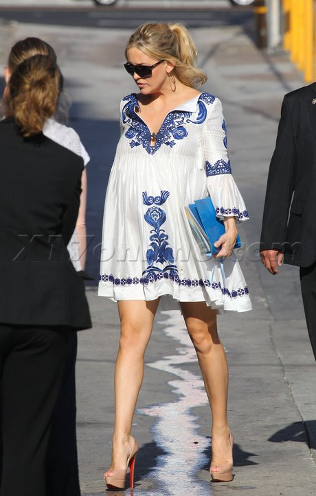 Kate Hudson de sortie.
