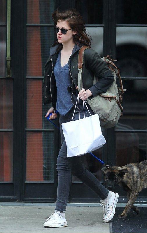Kristen Stewart de sortie.