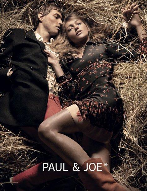 PAUL & JOE  automne / hiver 2011-2012