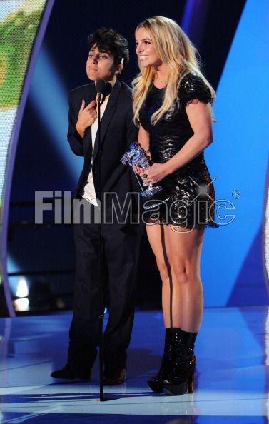 MTV VMA's 2011  Britney Spears