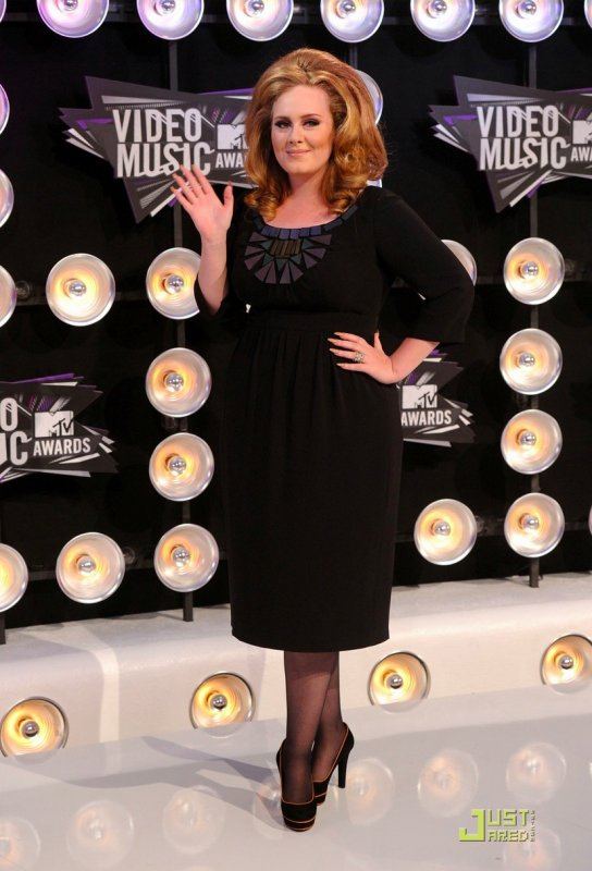 MTV VMA's 2011  Adele