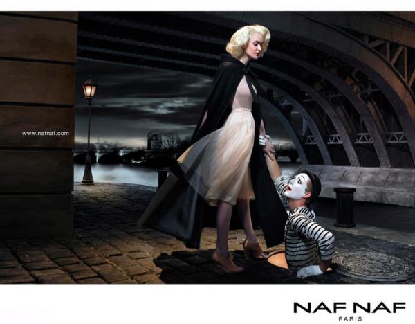 Naf Naf  automne / hiver 2011-2012