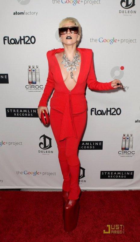Lady Gaga à un évènement. Los Angeles