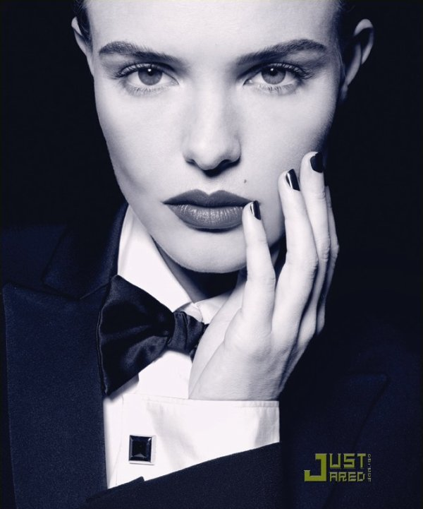 Kate Bosworth pose pour Blackbook Magazine.