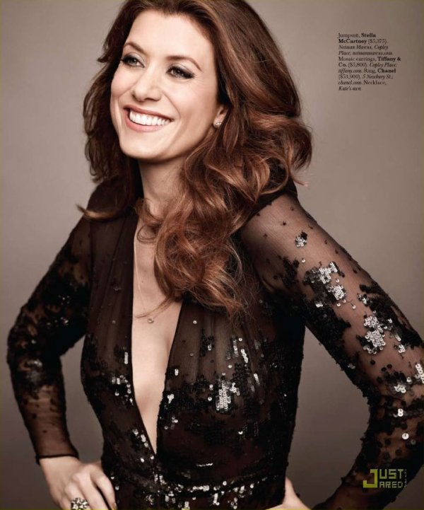 Kate Walsh (Private Practice) pose pour Boston Common.