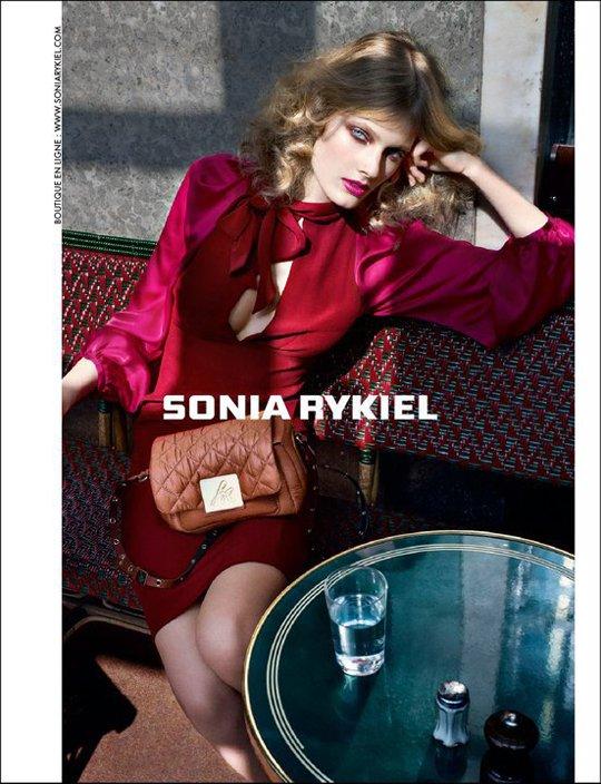 Sonia Rykiel  automne / hiver 2011-2012