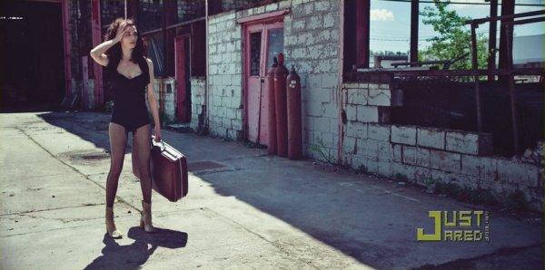 Rachel Weisz pose pour le magasine Another.