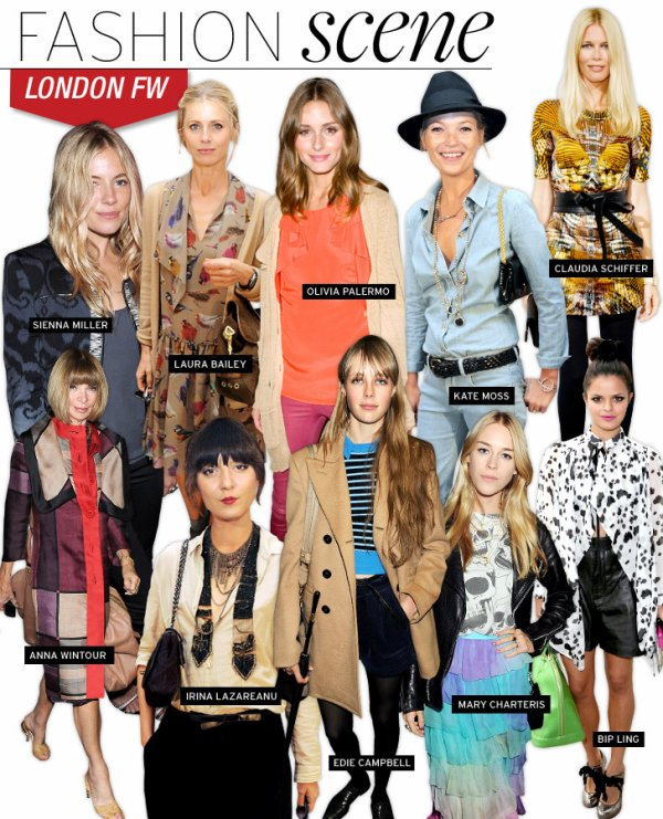 Fashion Week de Londres